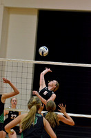 Wolfpack VB vs Elkhorn Valley 2013