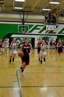 2013 Wolfpack girls bball vs EV