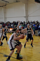 Wolfpack Girls BB vs W Boyd 2012
