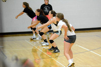 Wolfpack Volleyball practice Elgin Review 2015_3822