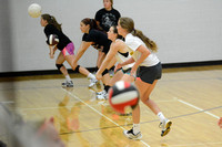 Wolfpack Volleyball practice Elgin Review 2015_3823