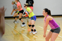 Wolfpack Volleyball practice Elgin Review 2015_3825