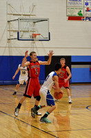 Wolfpack Boys Basketball vs Niobrara-Verdigre 2013