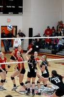 Wolfpack VB vs North Central Elgin Review