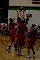 Wolfpack girls BB vs EV Elgin Review
