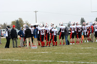Wolfpack FB vs Hemingford Playoff