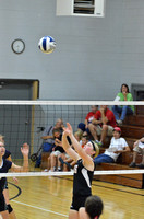 Wolfpack VB vs NE Christian 2013