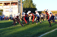 Wolfpack FB vs Nebraska Christian 2013