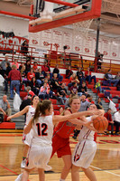 Wolfpack Girls bb vs. Madison EH Holiday Elgin Review 17-Feb-17