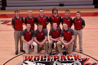 Wolfpack golf team 31-Mar-17