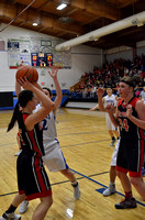 Wolfpack Girls vs Niobrara-Verdigre 2013