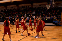 Wolfpack Girls Basketball vs Niobrara-Verdigre 2017
