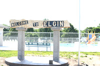 Elgin Pool Sign & Donor Signs
