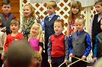 PJCC/St. Boniface Christmas Program 2013