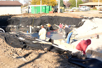 swimming pool concrete poured Elgin Review 2015_5977