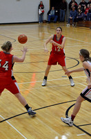 Wolfpack Girls vs Plainview 2013