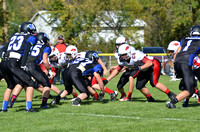 Wolfpack FB vs Niobrara-Verdigre 2014
