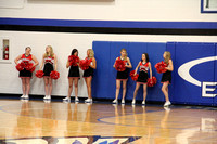 Wolfpack Dance Team & Cheerleaders