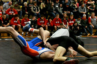 Wolfpack Wrestling at Districts Elgin Review 2018_7288