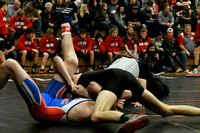 Wolfpack Wrestling at Districts Elgin Review 2018_7289