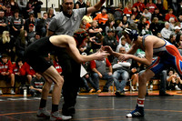 Wolfpack Wrestling at Districts Elgin Review 2018_7273