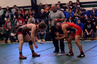 Wolfpack Wrestlers @ Cyclone Invite 2015