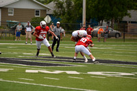 Wolfpack at NECC All Star football Elgin Review 2017_7038