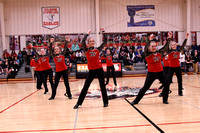 Wolfpack dance team vs Humphrey Lindsay Holy Family Elgin Review 2018_4612