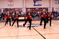Wolfpack dance team vs Humphrey Lindsay Holy Family Elgin Review 2018_4596