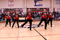 Wolfpack dance team vs Humphrey Lindsay Holy Family Elgin Review 2018_4597