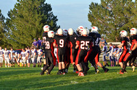 Wolfpack FB vs Hartington/Newcastle 2014