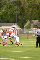 Wolfpack at NECC All Star football Elgin Review 2017_7025