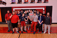 Wolfpack boys track team Elgin Review 2017_0911